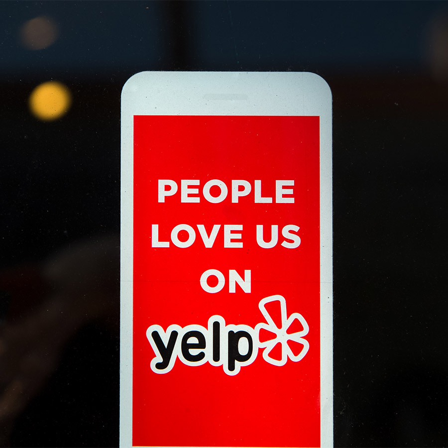 Checkout reviews on yelp