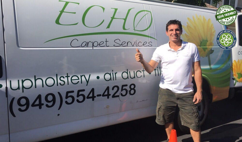 Echo carpet services Banner