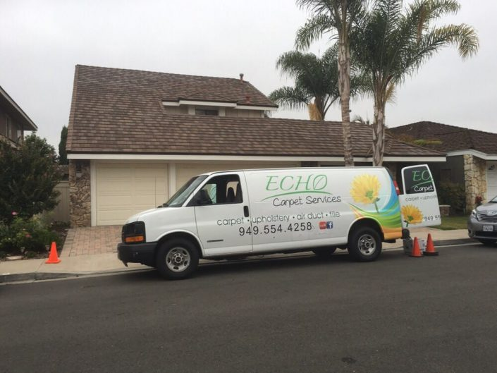 Echo Cleaning Services Irvine