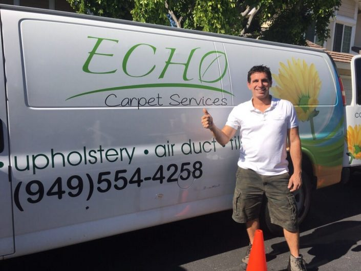Echo carpet upholstery cleaners Irvine